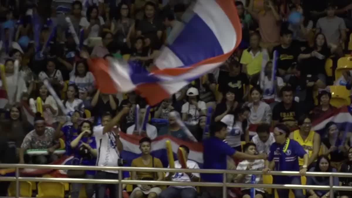 ไฮไลท์ วอลเลย์บอล เนชั่นลีก ไทย+ญี่ปุ่น