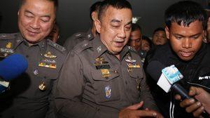 ศรีวราห์ปัดตอบสื่อ ทหารคุมผู้ต้องสงสัย ระเบิดโรงพยาบาลพระมงกุฎเกล้า