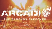 Gravity Thailand 2016 ARCADIA - THE BANGKOK TAKEOVER