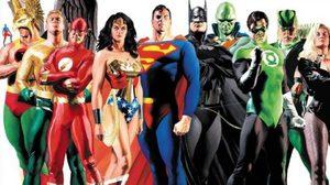 จัสติสลีก (Justice league)