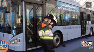 กทม.เตรียมใช้รถเมล์ NGV 489คัน ปลายปีนี้
