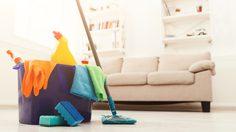 ทริคง่ายๆช่วยประหยัดเวลาในการ ทำความสะอาด บ้าน