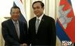 ผู้นำกัมพูชาเยือนไทย