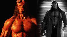 ภาพแรก Hellboy เวอร์ชั่น 2018 เหมือนหรือต่างจากเวอร์ชั่นก่อนหน้า