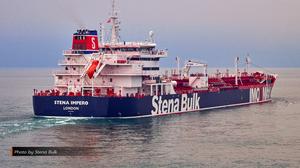 อิหร่านยึดเรือบรรทุกน้ำมันสัญชาติอังกฤษ อ้าง ละเมิดน่านน้ำ