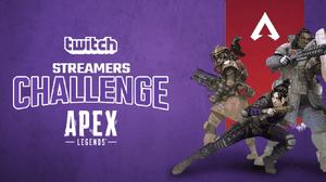 Twitch ร่วมกับ EA เชิญชมการแข่งขัน APEX Streamers Challenge รอบชิงชนะเลิศ