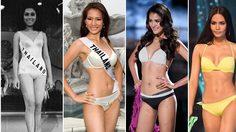 น้ำตาล ใกล้มงที่สุดในรอบ 28 ปี!! รวมนางงามไทย ที่เคยเข้ารอบลึกๆ เวที Miss Universe