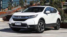 Honda CR-V ประกาศเปิดตัวรุ่น Vi รุ่นใหม่ พร้อมกับเครื่องยนต์เบนซินขนาด 2.0 ลิตร