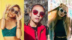 เล่นสงกรานต์แบบไหนกับใคร - ทายนิสัย จากสีแว่นตา บอกนิสัยและบุคลิก