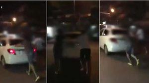ตำรวจเตือนเมาก็ถูกจับ! หลังคลิปเข็นรถผ่านด่านเลี่ยงตรวจว่อนเน็ต