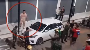 ทัพบกปูนบำเหน็จ 5 ขั้น ให้พลทหารถูกแทงตาย หลังระงับเหตุวัยรุ่นตีกันสงกรานต์