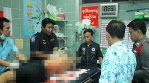 โจ๋พัทยาซัดกันนัว หนุ่มวัย 16 ปี ถูกยิงดับ เพื่อนเจ็บอีก 3