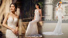 ชุดแต่งงาน สไตล์ฝรั่งเศส สวยแบบไฮคลาส สำหรับเจ้าสาวที่ชอบความโรแมนติก