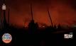 เพลิงเผาวอดแคมป์คนงาน ย่านดอนเมือง