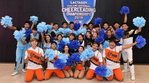 การแข่งขันเชียร์ลีดดิ้ง ชิงแชมป์ประเทศไทย