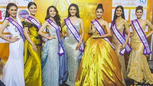 ป๊อปปี้ ทหารหญิงหน้าสวย คว้า ขวัญใจช่างภาพสื่อมวลชน Miss Tourism Queen Thailand2017