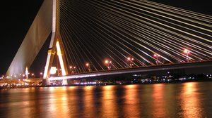 12 สะพานในกรุงเทพฯ ที่ข้ามแม่น้ำเจ้าพระยา