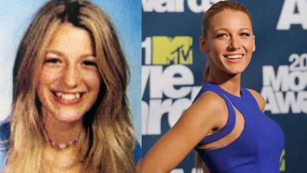 blake lively yearbook