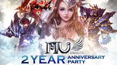 Siamgame ชวนเพื่อนๆร่วมงาน MU Origin 2 Year Anniversary Party