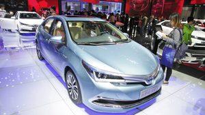 Toyota เตรียมปล่อย Corolla Hybrid ลงตลาด อินเดีย ปีนี้
