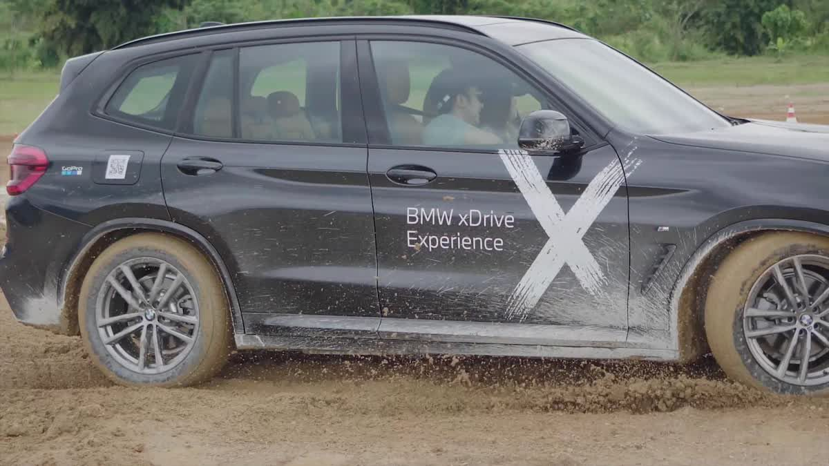 สุดมันส์ไปกับ BMW xDrive Experience 2020