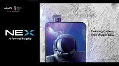 เปิดตัว Vivo NEX S สมาร์ทโฟนกล้องสุดเก๋ สเปคแรง RAM 8GB Snap 845