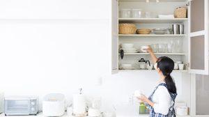 ทริคง่ายๆ จัดตู้กับข้าว ให้เป็นระเบียบและดูน่าใช้งานกว่าเดิม