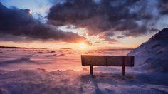 ภาพถ่ายฤดูหนาวจากทั่วโลก ที่แค่เห็นก็สั่นไปทั้งตัว