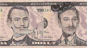 เมื่อคนดังในประวัติศาสตร์ มาปรากฎอยู่บนแบงค์ดอลล่าร์