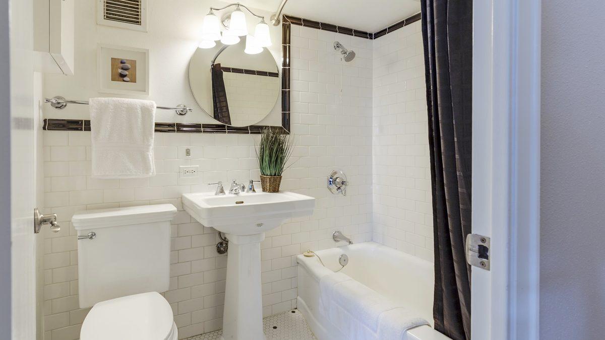 เผยทริค ทำความสะอาดห้องน้ำ 6 จุดสำคัญ ที่หลายคนอาจมองข้าม