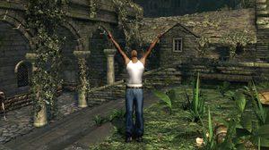 เมื่อ CJ พระเอก GTA San Andreas ไปปรากฏตัวอยู่ใน Dark Souls