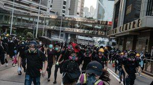 ประท้วงฮ่องกงหลังครบ 100 วัน เล็กลงแต่รุนแรงขึ้น !!