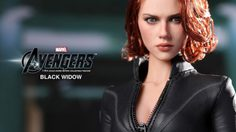 Hot toys เปิดตัว The Avengers Black Widow Limited Edition แล้ว!