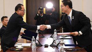น่ายินดียิ่ง สองเกาหลี เตรียมยุติสงครามถาวร หลังสู้รบกันมานานกว่า 70 ปี