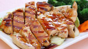 สูตร สเต็กไก่เทอริยากิ ได้รสชาติความเป็นญี่ปุ่นอย่างแท้จริง