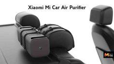 เครื่องฟอกอากาศ PM 2.5 ภายในรถ Mi Air Car Purifier