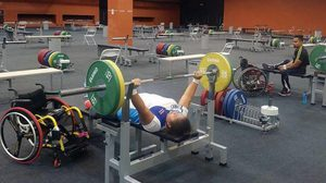 พาราลิมปิกไทย ประเดิมลงฝึกซ้อมวันแรกแล้ว!