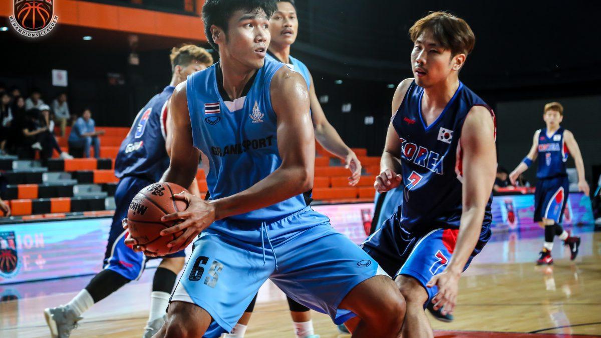 บทสัมภาษณ์ พิเศษ ธีรวัฒน์ จันทะจร นักกีฬาบาสเกตบอลทีมชาติไทย