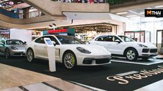 AAS ยกทัพรถสปอร์ต Porsche เข้างาน Eastville Prestige Collection
