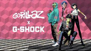 CASIO เผยการร่วมมืออันแสนพิเศษกับ Gorillaz เพื่อฉลอง 35 ปี ให้กับนาฬิกา G-SHOCK