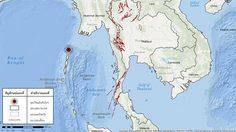 สั่งผู้ว่าราชการ 6 จังหวัด เฝ้าระวังแผ่นดินไหวและสึนามิอย่างใกล้ชิด 24 ชั่วโมง!