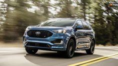 Ford Edge ST 2019 รถเอสยูวี ประกาศราคาเริ่มต้นที่ 1.4 ล้านบาท