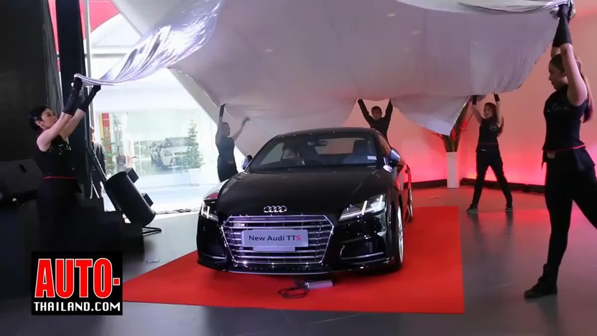 Audi Center Bangkok # Audi TTS 2016