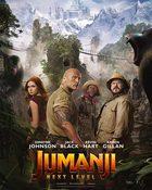 Jumanji: The Next Level เกมดูดโลกตะลุยด่านมหัศจรรย์