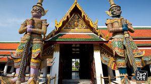 ทำความรู้จัก ยักษ์ 12 ตน ในวัดพระแก้ว ยักษ์เยอะที่สุดในประเทศไทย!