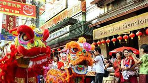 รวมสถานที่ท่องเที่ยว เทศกาลตรุษจีน 2558