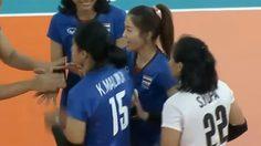ทีมตบสาวไทย ประเดิม วอลเลย์บอล ซีเกมส์ เอาชนะ อินโดนีเซีย สบาย 3 เซตรวด