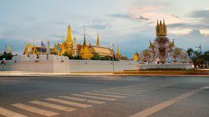 ปิดถนน 58 เส้นทาง งานพระราชพิธีบรมราชาภิเษก