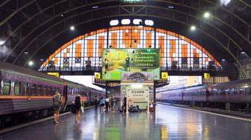 การรถไฟฯ แจง  ปี64 ยังไม่ปิดสถานีหัวลำโพง แต่ลดจำนวนรถเข้าสถานี