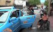 เล็งเก็บค่าแท็กซี่คนพิการ พร้อมเพิ่มเที่ยวเดินรถ